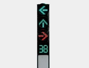 一体化箭头指示信号灯