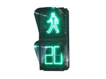 通道交通信号灯